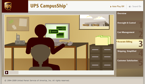 ups campus tracking support. Black Bedroom Furniture Sets. Home Design Ideas